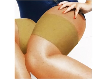Size Plus smooth thigh bands - 2