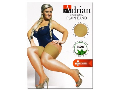 Size Plus smooth thigh bands - 1