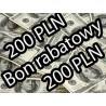 BON RABATOWY 200 PLN