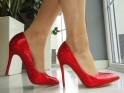 Rote High Heels Pumps - 4