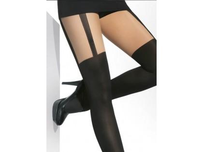 Adrian tights imitate stockings - 2